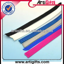 Cheap custom nylon blank lanyards